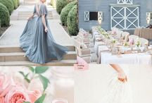 Wedding & Party Colors / Inspiration For Selecting The Perfect Color Palette For Your Special Celebration