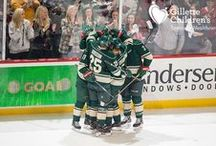 #HockeyHugs │Gillette Children's Specialty Healthcare / Minnesota Wild #HockeyHugs / by Gillette Children's Specialty Healthcare