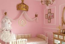 Baby Girl Nursery Ideas / Nursery Ideas, Furniture, Color Schemes And Decorative Items For Sweet Baby Girls.