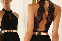 Little Black Dress / Every Woman Needs A Little Black Dress For Every Season!