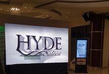 INAUGURACIÓN / Descubre la mejor tecnología, comodidad y elegancia en un sólo lugar, Hyde Saloon.