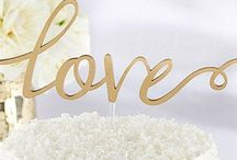 Cake Toppers / Our Cake Topper Favs From Pinterest For The Perfect Finishing Touch!