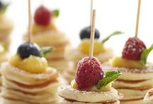 Let's Do Brunch / Ideas And Inspiration For Brunch Parties Or A Lazy Sunday At Home