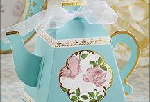 Tea Party / We Love Tea Parties! Enjoy Our Inspiration Board