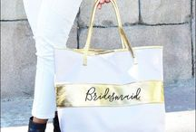 Bridal Party Gifts / A Timeless Tradition With A Whimsical Touch