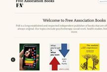 "Free Association Publishing / Association Books originated in the 1980s in London as a publishing project which produced books by a new international generation of young psychoanalysts, ""an association in which the free development of each is the condition of the free development of all"". FAB continues to publish books on a wide range of topics including psychotherapy, social work, health studies, history, public policy and more."