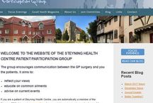 Steyning Good Health / Health Centre Patient Participation Group - The group encourages communication between the GP surgery and you the patients. It aims to reflect your views, educate on common ailments, advise on current events.