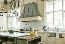 Kitchens / by Donna John