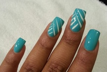 Nail colors I love / by Mo Knows Hair