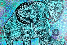 BNDK Artwork. / Artwork done by Brianna Dallas and Neha Kunwar. Like our page - http://www.facebook.com/BNDKstudios