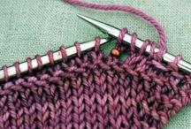 Crochet/Knitting / by Nancy Gorla