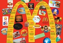 Golden Arches History / McDonald's History from our Golden Archives / by McDonald's