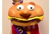 The Adventures of Mayor McCheese  / We invite you to come along for the ride as Mayor McCheese travels the world of McDonaldland in search of adventures! / by McDonald's