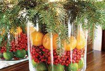 Holiday Decor / by Kathy Markunas Mourafetis