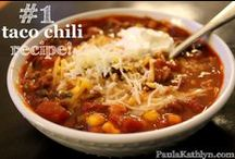 Crockpot / Bring on the cool weather, hearty food so grab your crockpot for an easy dinner for the family. / by thegreenmother