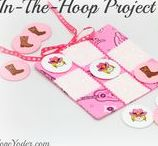 Embroidery ~ In-the-Hoop