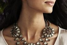 Fashion & Beauty || Jeweled / Baubles and such.