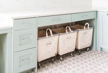 Interiors || Laundry/Mud Room / by Whitney English