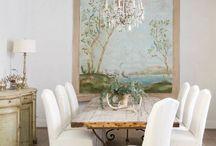 Interiors || Dining Spaces