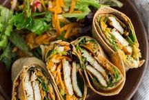 LUNCH / RECIPES / Recipes to make lunch the best meal of your day!