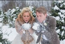 A Winter Wedding / An intimate celebration with roaring fires, hearty fare and rich, wintery tones.  / by Laurien Cartwright