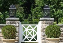 Architecture || Landscaping / by Whitney English