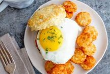 EGG / RECIPES / Everything's better with eggs! Find your perfect recipe here!  www.beardandbonnet.com / by BEARD AND BONNET
