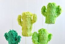CINCO / DE / MAYO / Have a festive Cinco de Mayo with all these delicious recipes and fun crafts!