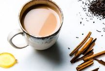 COFFEE / TEA / COCOA / Amazing coffee and tea recipes for when you need your caffeine fix!