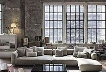 Home decor lofts/industrial