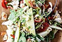 Healthy Salads / by Karen Gerlach