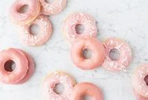 DONUT / RECIPES / Donuts make us go nuts! A recipe for every kind of doughnut you could imagine!