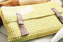 Crochet: Bolsos y más / Bolsos, monederos, carteras de mano... A crochet
