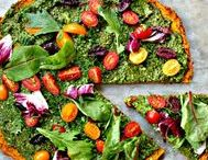 PIZZA / RECIPES / Every pizza recipe you could ever need all on one board!