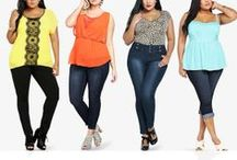 Curvy & Chic - Plus Size Fashion / Welcome to a Place to Embrace Curvy Girl Fashion. This Board is for the Plus Size Fashion Addict. If you'd like to be a contributor just leave a comment or Shoot me an email ({ Cherrelles.Closet@yahoo.com })