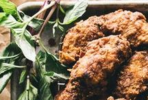 CHICKEN / RECIPIES / Fabulous recipes for everything you can do with chicken!  www.beardandbonnet.com / by BEARD AND BONNET