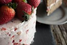 STRAWBERRY / Delicious recipes for everything you can do with a strawberry!
