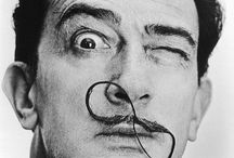 . s a l v a d o r d a l í . / Salvador Domingo Felipe Jacinto Dalí Spanish May 11, 1904 – January 23, 1989 Painting, Drawing, Photography, Sculpture, Writing, Film.