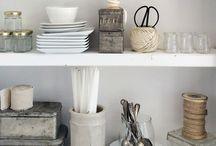 Interiors || Shelves