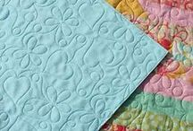 Longarm Quilting Quick Projects / Handi Quilter and other longarm ideas