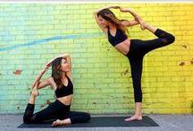 Yoga / Inspiration and tips for the beginner yogi