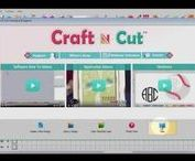 Craft-N-Cut Software / Love digital cutting but need a little help designing and creating. She how the new Craft-N-Cut software works.