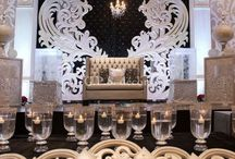 Reception staging