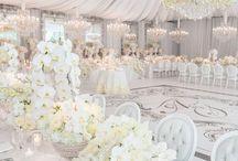 All WHITE WEDDING IDEAS!