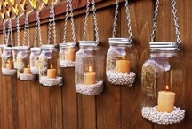 Hanging Decor / by Heather Driscoll