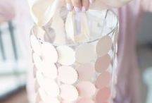 DIY Chandeliers / Tutorials on how to make DIY chandeliers for dessert tables and events.