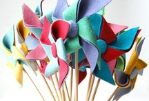 Products :: Pinwheels / by Heather Driscoll