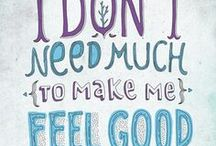 to look good, to feel good, to be good / These are the some of the products and services that help make me feel good. / by Nicole Makris