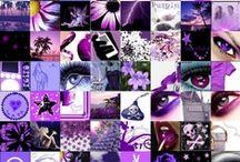 the color purple / by Nicole Makris
