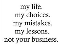 words of wisdom / by Nicole Makris